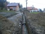 Vodovod a kanalizace Větřní