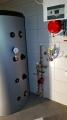 Instalace plyn.kotle Geminox včetně krbové vložky